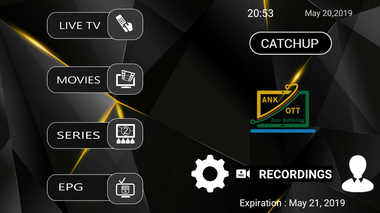 OUR APPS - ANK IPTV
